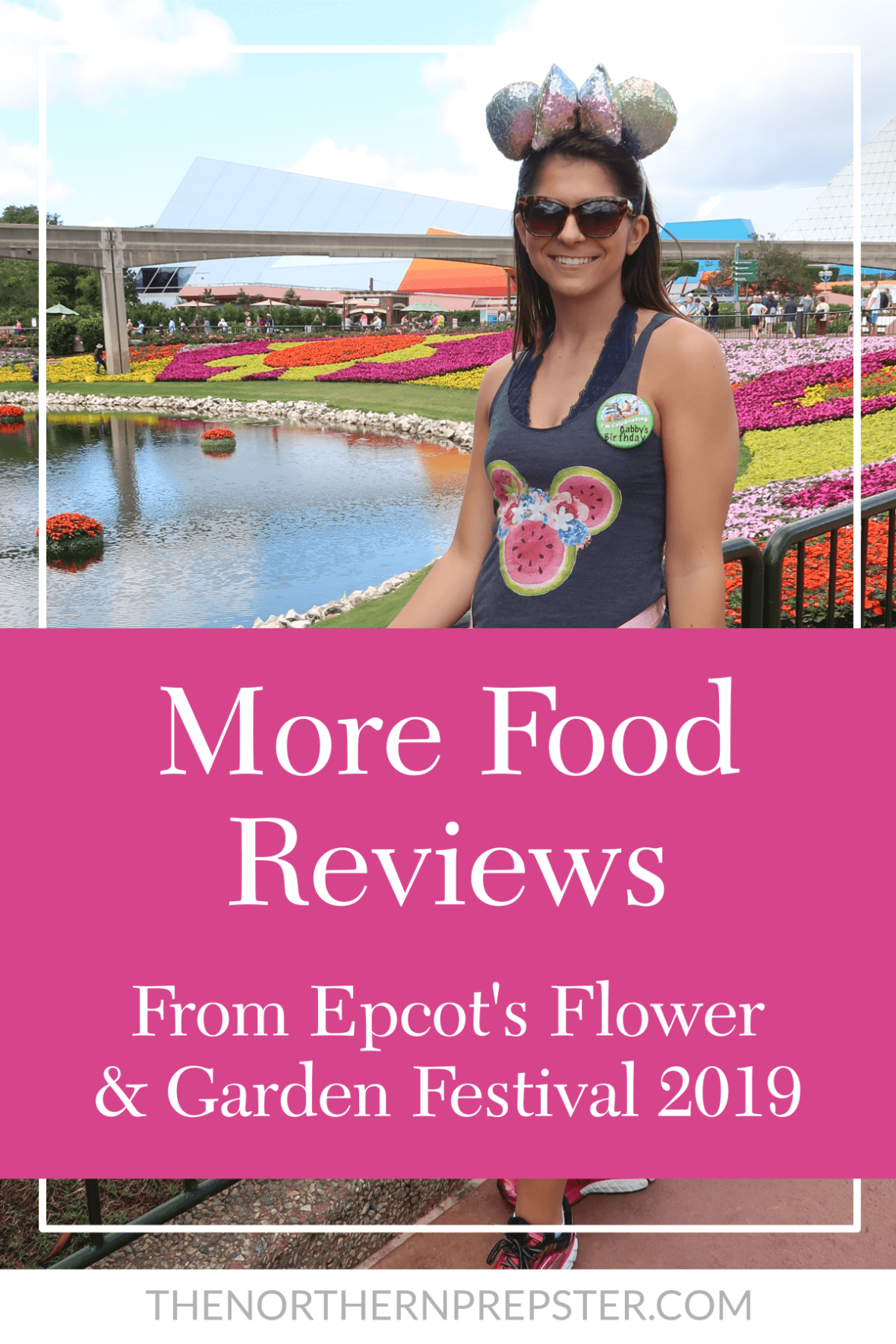 more food reviews from epcot's flower & garden festival 2019 – the